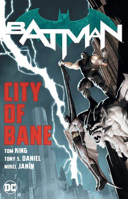 Descargar Batman The City Of Bane comic