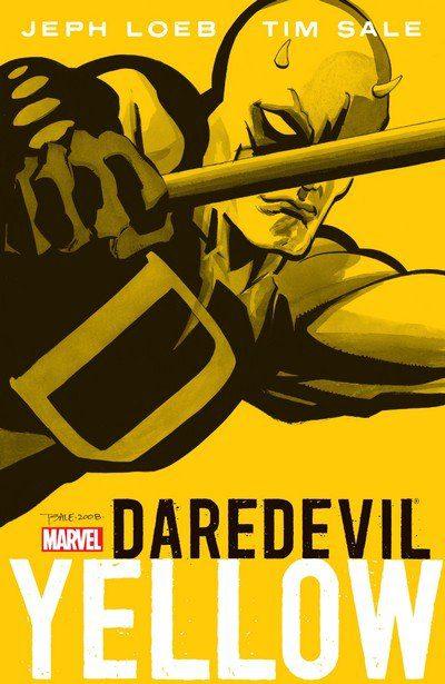 Comic completo Daredevil Yellow