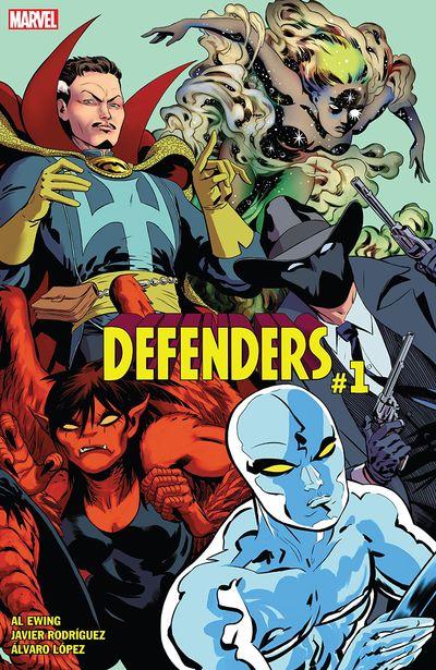 Comic completo Defenders Volumen 6