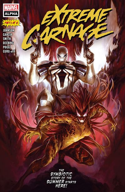 Comic completo Extreme Carnage
