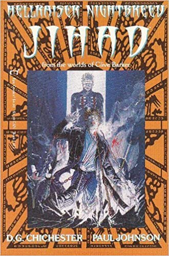 Comic completo Hellraiser/Nightbreed: Jihad