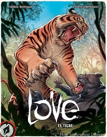 Comic completo Love