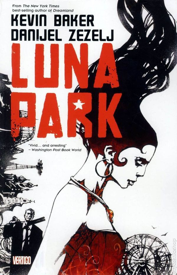 Comic completo Luna Park