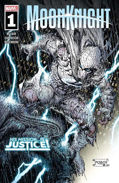 Comic completo Moon Knight Volumen 9