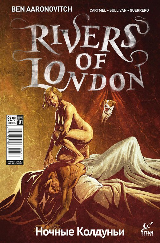 Comic completo Rivers of London: Night Witch