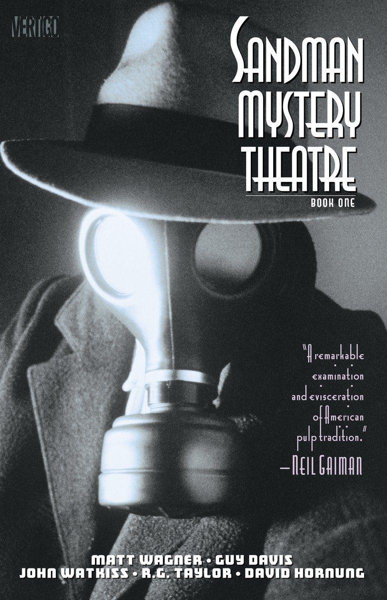 Comic completo Sandman Mystery Theatre