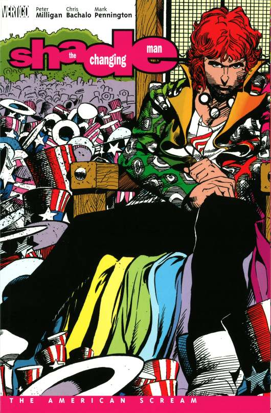 Comic completo Shade, the Changing Man