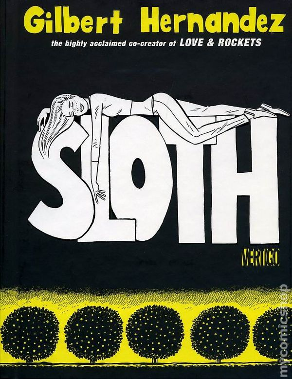 Comic completo Sloth