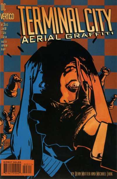Comic completo Terminal City: Aerial Graffiti
