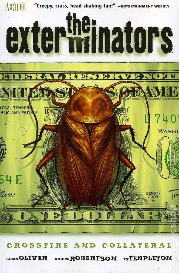 Comic completo The Exterminators
