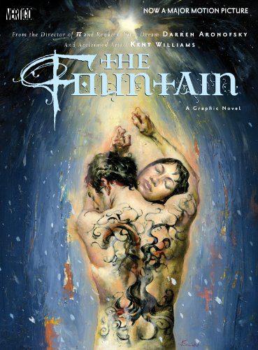 Comic completo The Fountain