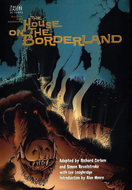 Comic completo The House on the Borderland