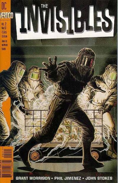 Comic completo The Invisibles volumen 2
