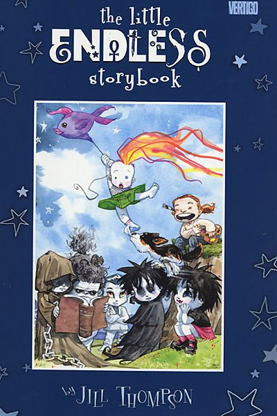 Comic completo The Little Endless Storybook
