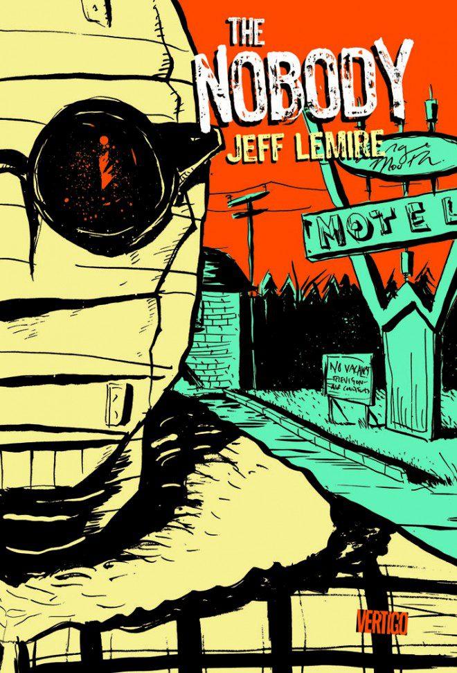 Comic completo The Nobody