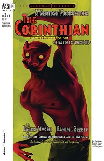 Comic completo The Sandman Presents: The Corinthian