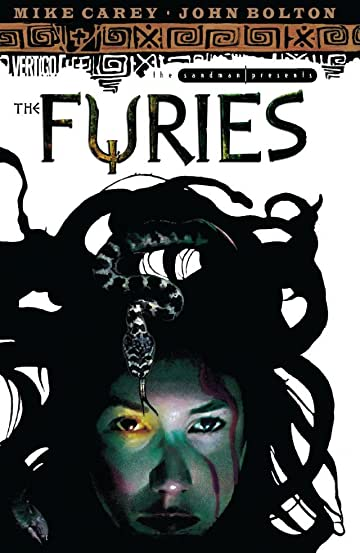 Comic completo The Sandman Presents: The Furies