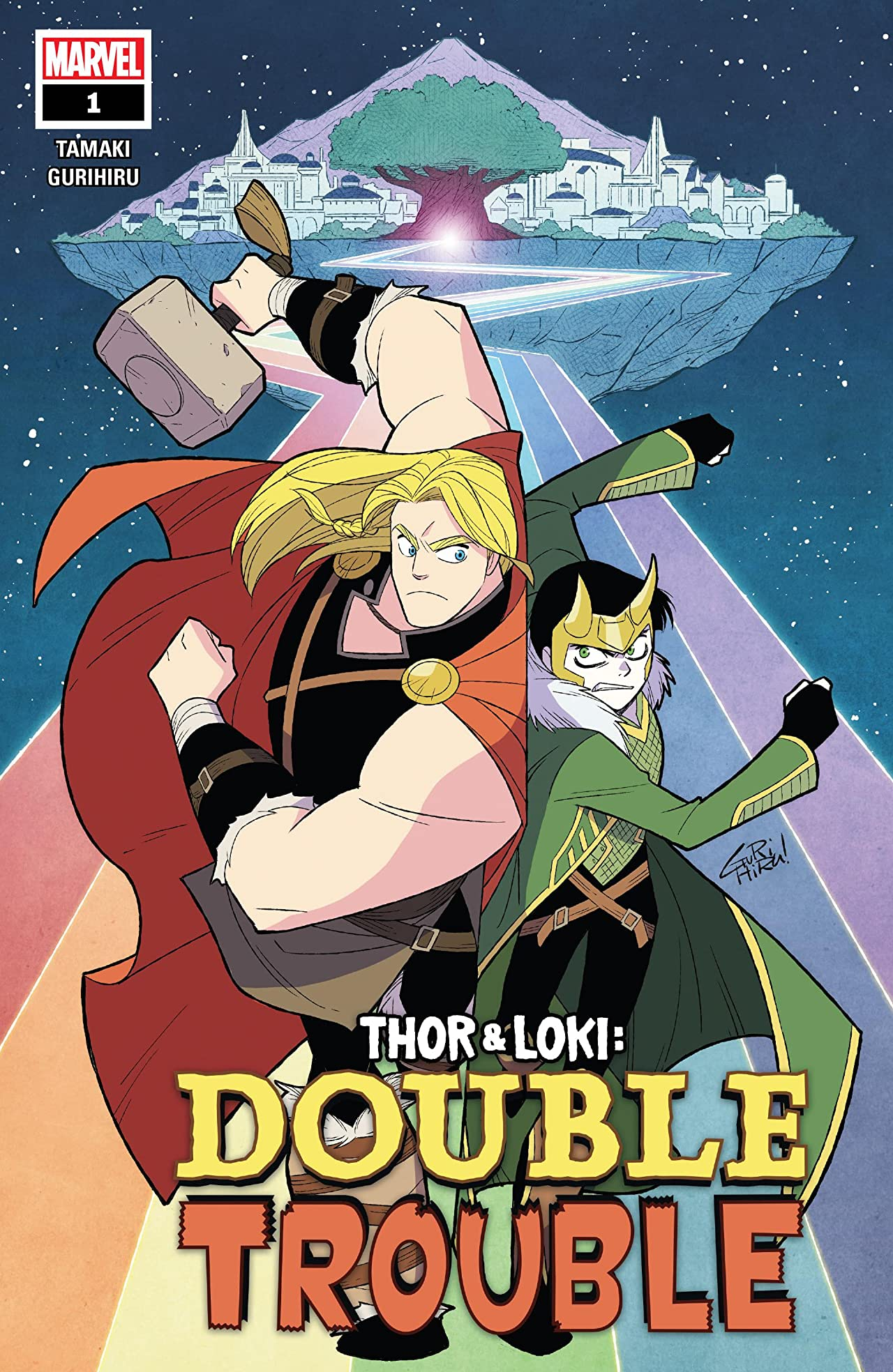Comic completo Thor and Loki: Double Trouble
