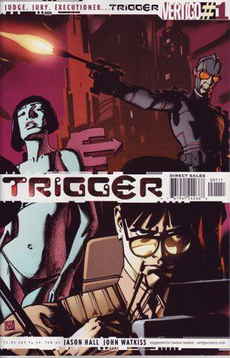 Comic completo Trigger