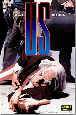 Comic completo U.s.