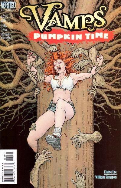 Comic completo Vamps: Pumpkin Time