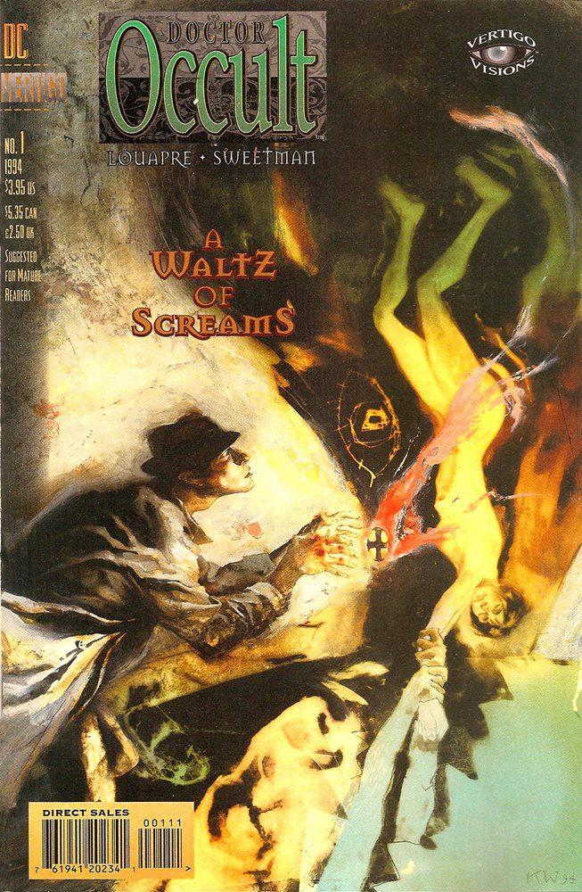 Comic completo Vertigo Visions: Doctor Occult