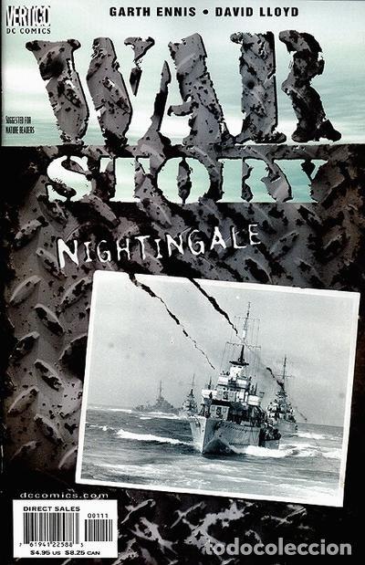 Comic completo War Story