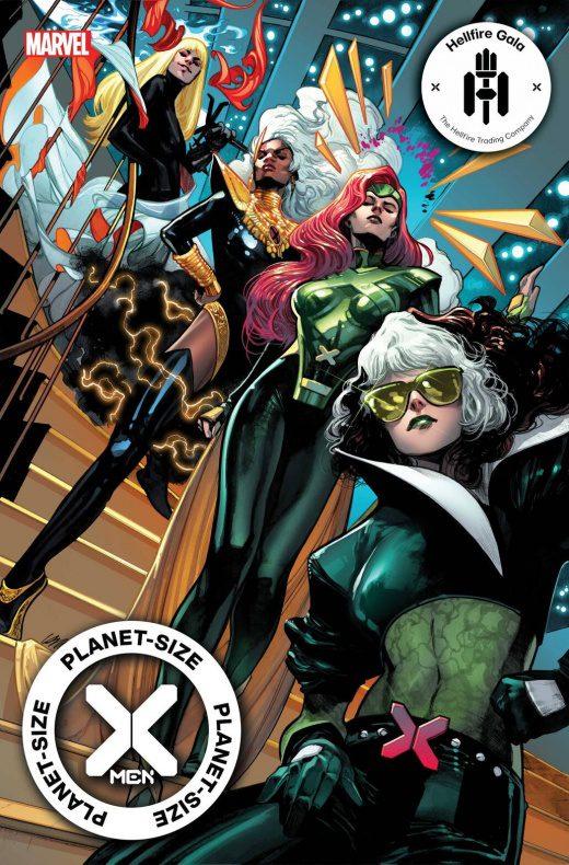 Comic completo X-Men: Hellfire Gala