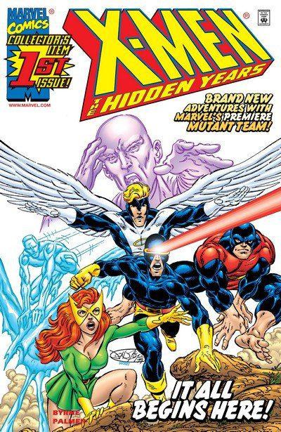 Comic completo X-Men: The Hidden Years