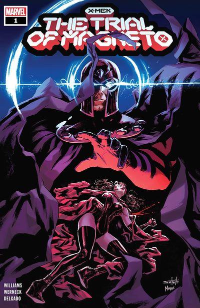 Comic completo X-Men: The Trials Of Magneto