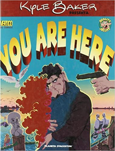 Comic completo You Are Here