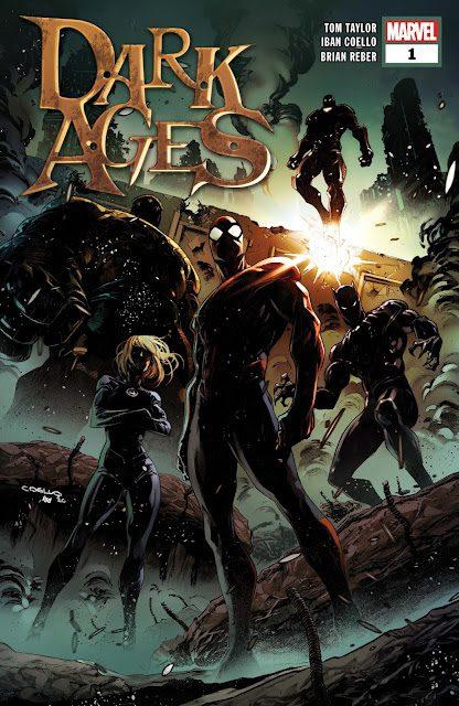 Comic completo Dark Ages