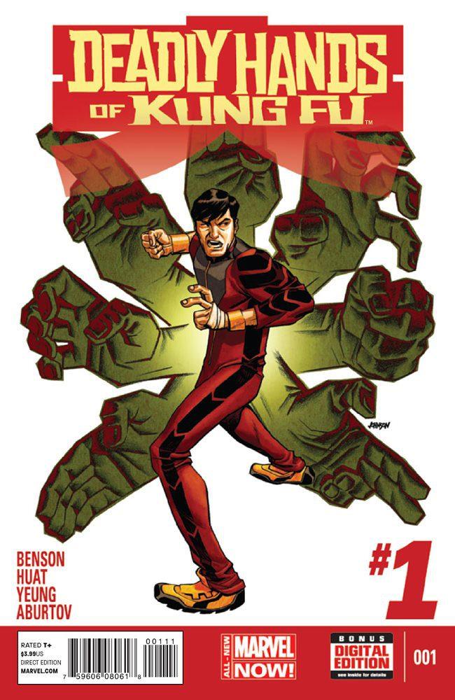 Descargar Deadly Hands of Kung Fu Volumen 2 comic
