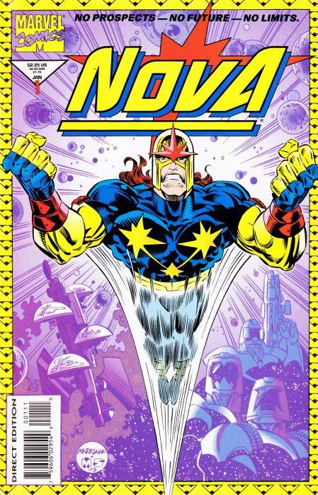 Comic completo Nova Volumen 2