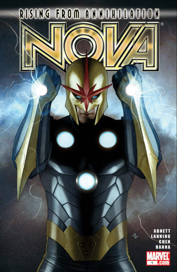 Comic completo Nova Volumen 4
