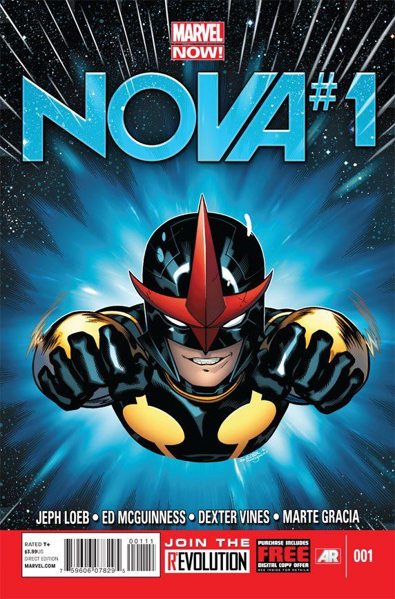 Comic completo Nova Volumen 5