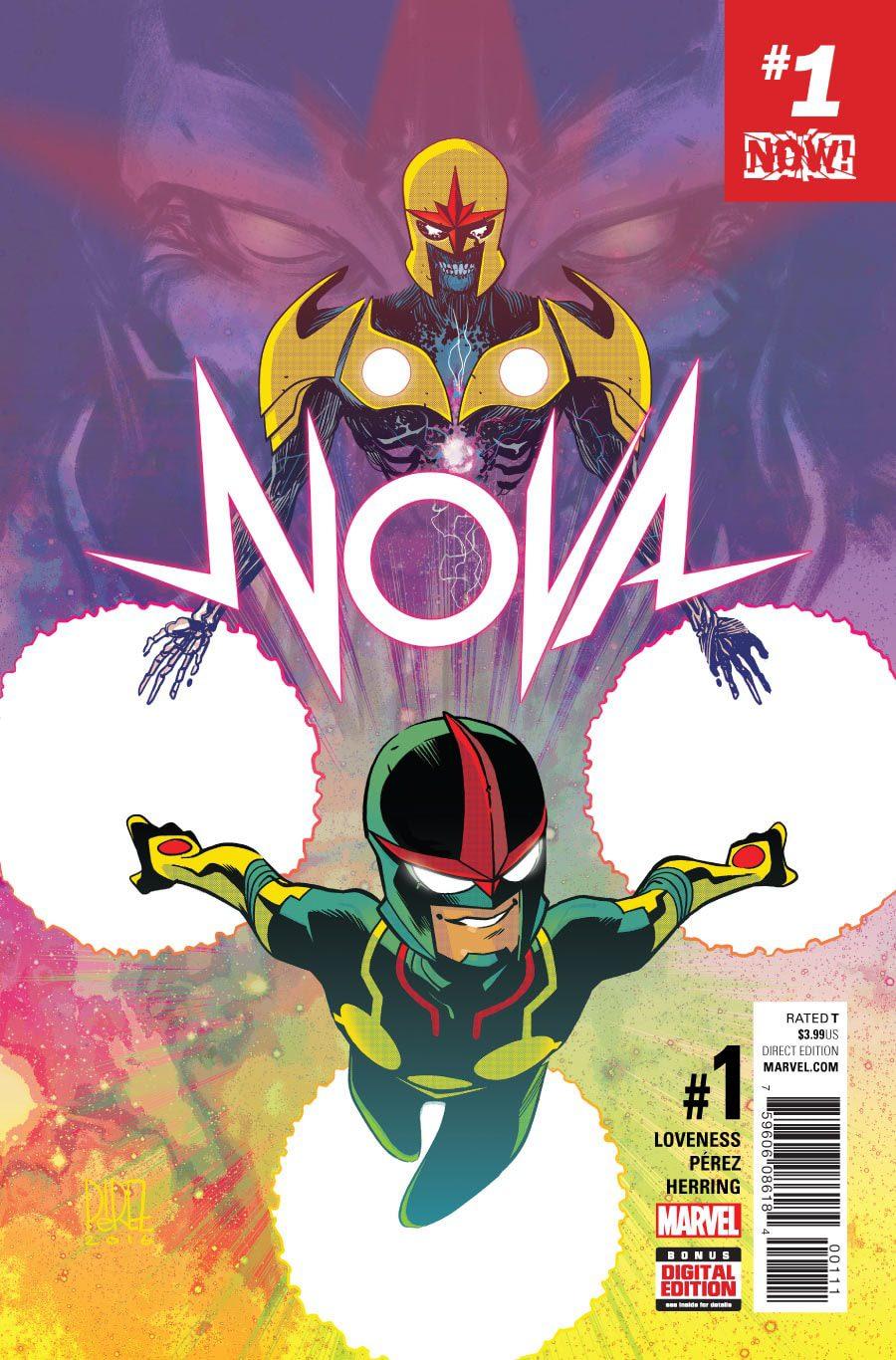 Comic completo Nova Volumen 7