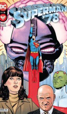 Comic completo Superman 78