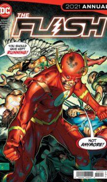 Comic completo The Flash Annual 2021