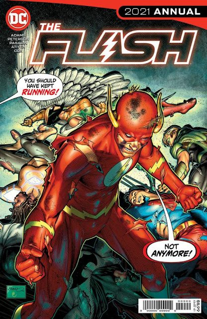 Descargar The Flash Annual 2021 comic