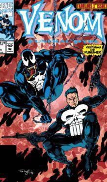 Comic completo Venom: Funeral Pyre