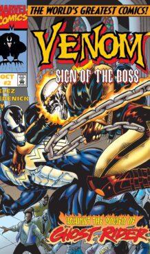 Comic completo Venom: Sign of the Boss