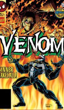 Comic completo Venom: Sinner Takes All